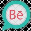 Behance Application Social Icon