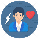 Behavior Manners Love Icon