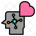 Behavior Manner Heart Icon