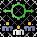 Behavior Customer Customer Management Icon