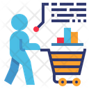 Behavior Consumer Analysis Icon