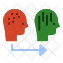 Behavior Change Mindset Icon