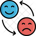 Behavior Patterns Happiness Happy Face Icon