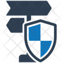 Behavior Shield Shield Security Icon