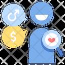 Behavioral Targeting Icon