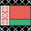 Belarus European National Icon