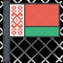 Belarus National European Icon