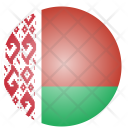 Belarus National Country Icon