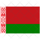 Flag Country Belarus Icon