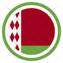 Belarus Country National Icon