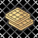 Belgian Waffles Icon
