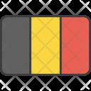 Belgium Belgian European Icon