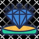 Belgium Diamond Crystal Icon