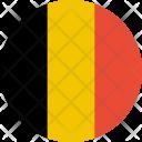 Belgium Flag Country Icon