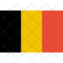 Belgium Flag World Icon