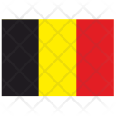 Belgium Country Flag Icon