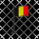 Belgium Flag Flag Country Icon