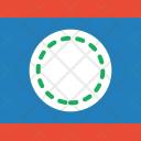Belize Flag World Icon