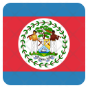 Belize National Country Icon
