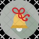 Bell Ring Ribbon Icon