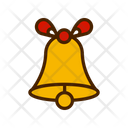 Bell Jingle Bells Christmas Decoration Icon