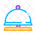 Reception Equipment Bell Icon
