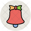 Bell Christmas Ring Icon