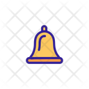 Music Contour Bell Icon