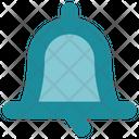 Social Media Bell Notification Icon