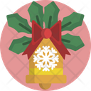 Christmas Bell Xmas Icon