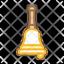 Graduation Bell Color Icon