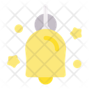 Bell New Year Celebration Icon