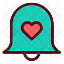 Bell Love Icon