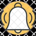 Bell Ringing Morning Icon