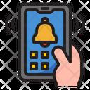 Bell Notification Alert Icon