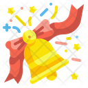 Bell Bow Ribbon Icon