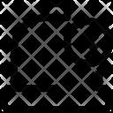 Bell X Alarm Icon