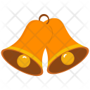 Bell Christmas Holidays Icon