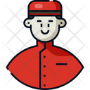 Bell Boy Avatar Concierge Icon