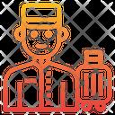 Bell Boy Avatar Occupation Icon