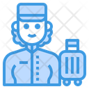 Bell Boy Avatar Occupation Icon