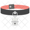 Leash Puppy Chain Pet Tether Icon