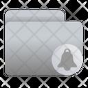 Bell Folder Icon