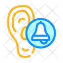 Ear Hear Bell Icon