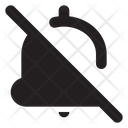 Bell Off Icon