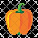 Bell Pepper Vegetable Icon