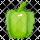 Bell Pepper Sweet Pepper Capsicum Icon