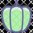 Bell Pepper Bulgarian Pepper Icon