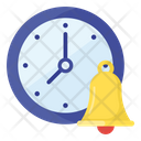 Bell Time Icon