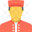 Cook Chef Bellboy Icon